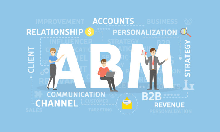 Account-based marketing (ABM) – everyone is doing it, so make the best use of your data