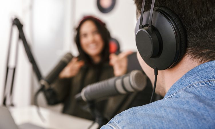 Podcasts and marketing: A natural fit